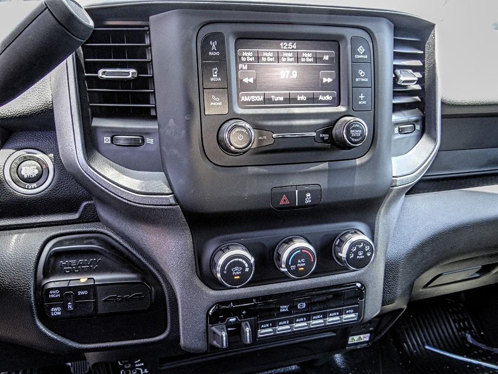 2021 Ram 5500 Crew Cab DRW 4x4, Scelzi SEC Combo Body #RM212104 - photo 7