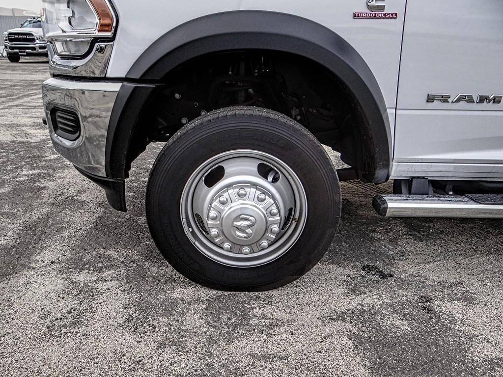 2021 Ram 5500 Regular Cab DRW 4x2, Scelzi Combo Body #RM212303 - photo 1
