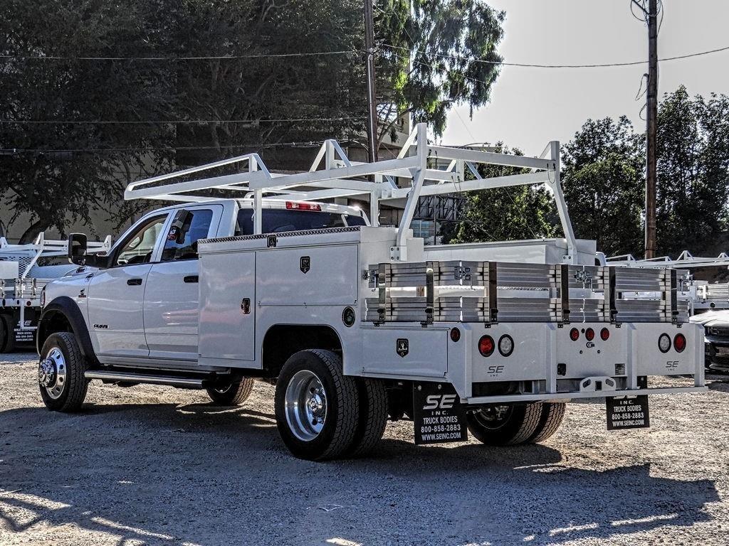 2020 Ram 4500 Crew Cab DRW 4x4, Scelzi Combo Body #RM21456 - photo 1