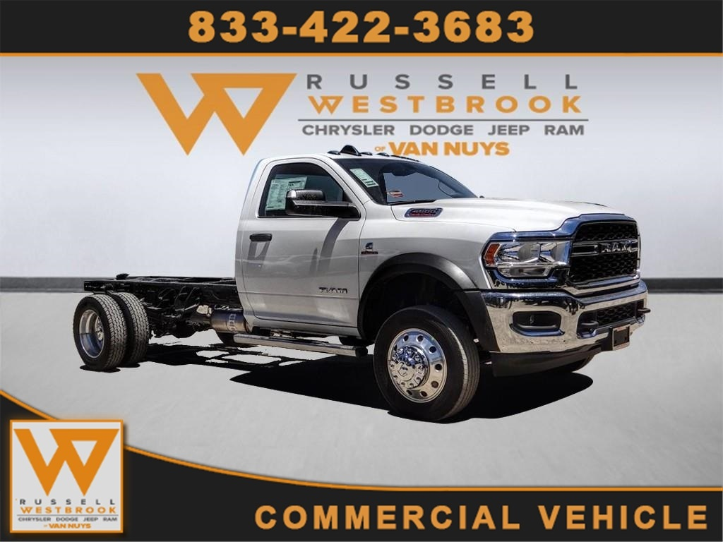 2020 Ram 4500 Regular Cab DRW 4x4, Cab Chassis #RM22292 - photo 1
