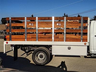 2020 Ram 5500 Crew Cab DRW 4x2, Scelzi WFB Stake Bed #RM22936 - photo 13