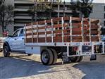 2020 Ram 5500 Crew Cab DRW 4x2, Scelzi WFB Stake Bed #RM22936 - photo 2