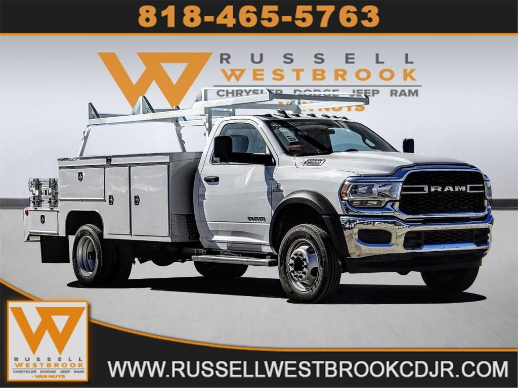 2020 Ram 5500 Regular Cab DRW 4x4, Scelzi Combo Body #RM22939 - photo 1