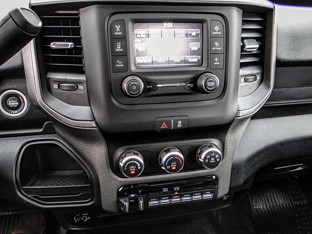 2020 Ram 4500 Regular Cab DRW 4x4, Scelzi SFB Platform Body #RM23606 - photo 7