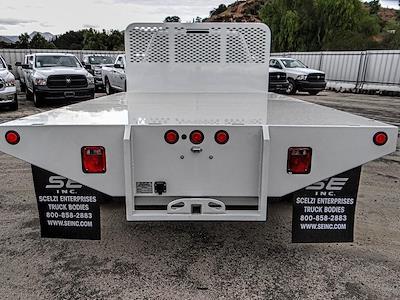 2020 Ram 4500 Regular Cab DRW 4x4, Scelzi SFB Platform Body #RM23606 - photo 2