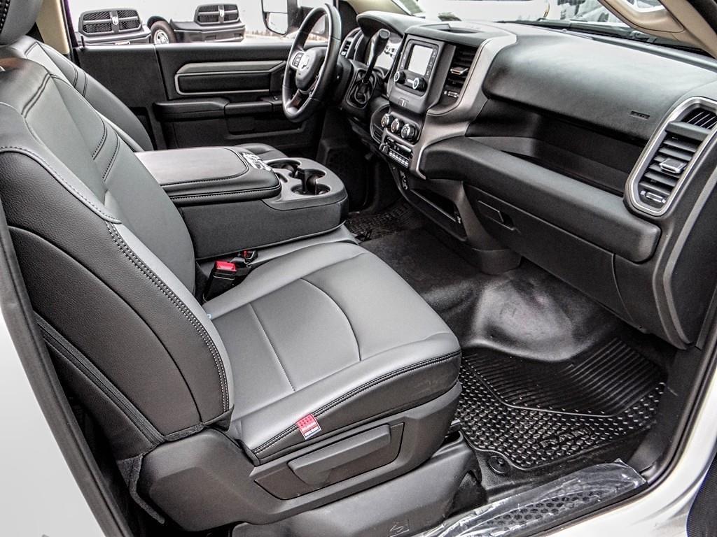 2020 Ram 5500 Regular Cab DRW 4x2, Harbor Black Boss Platform Body #RM23609 - photo 11