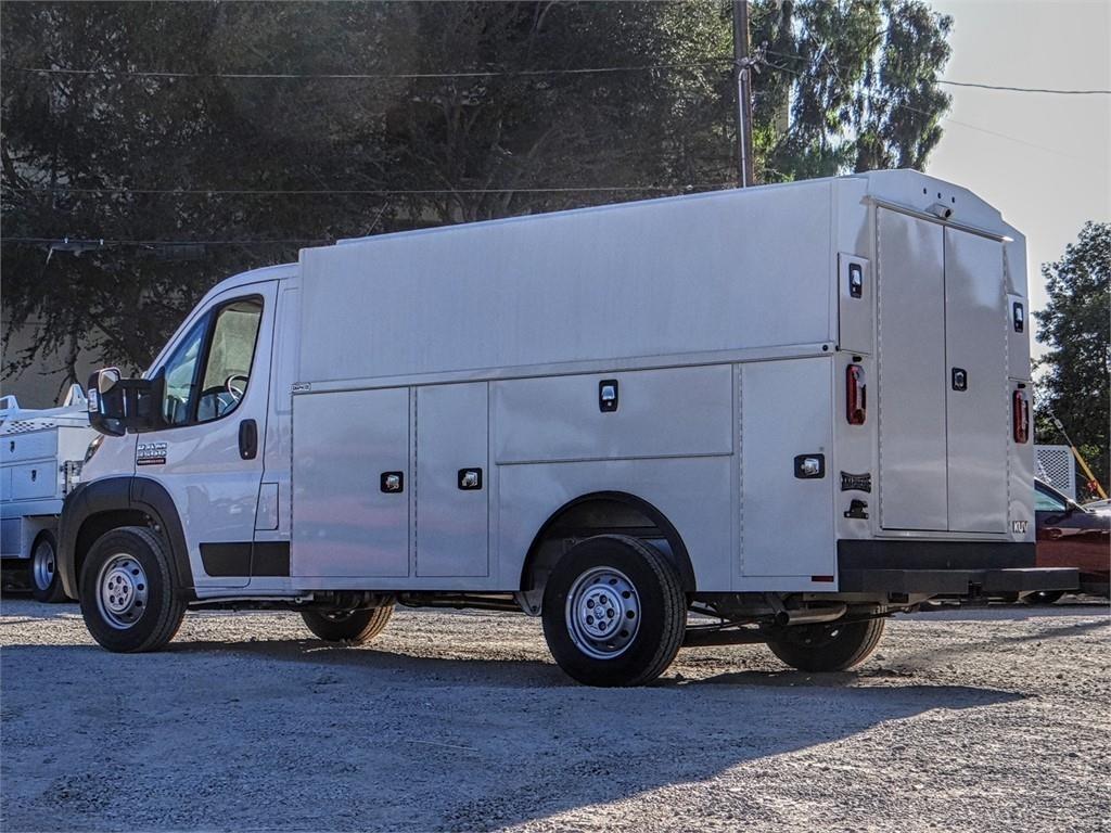 2019 Ram ProMaster 3500 FWD, Knapheide Service Utility Van #RP193266 - photo 1