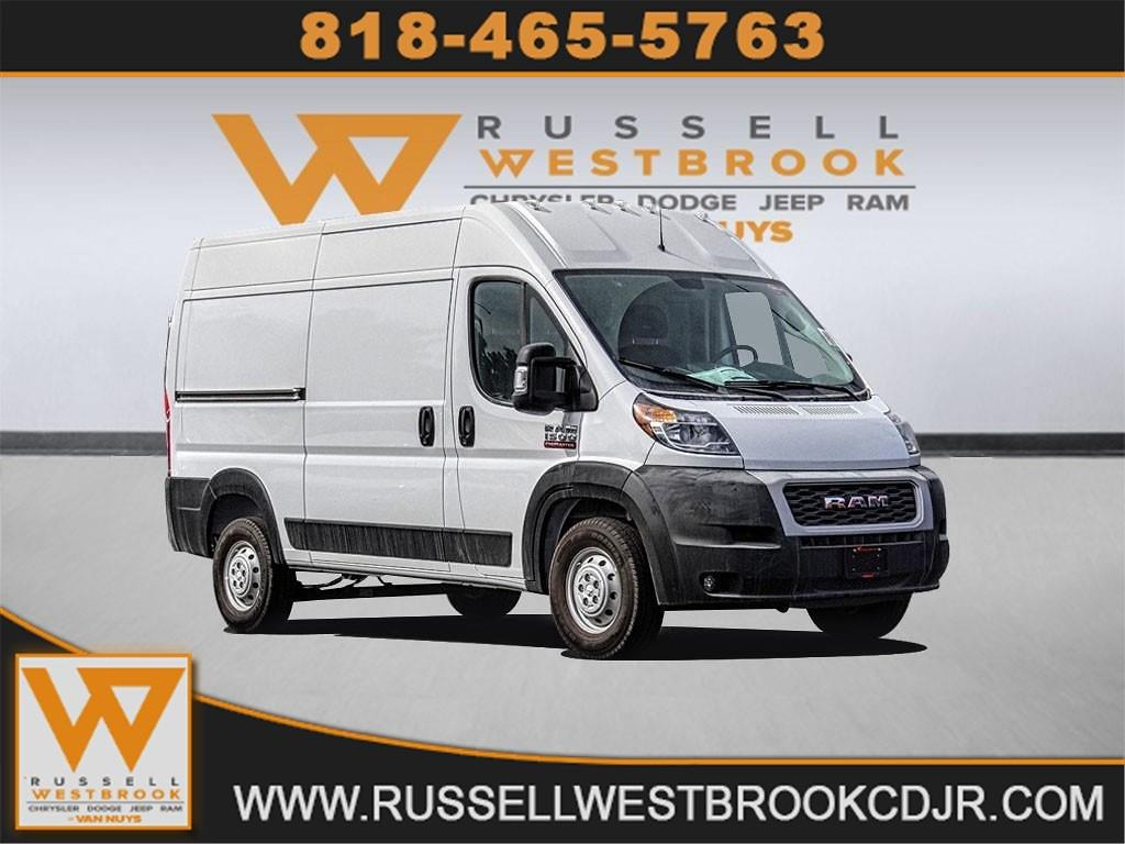 2021 Ram ProMaster 1500 High Roof FWD, Empty Cargo Van #RP210200 - photo 1