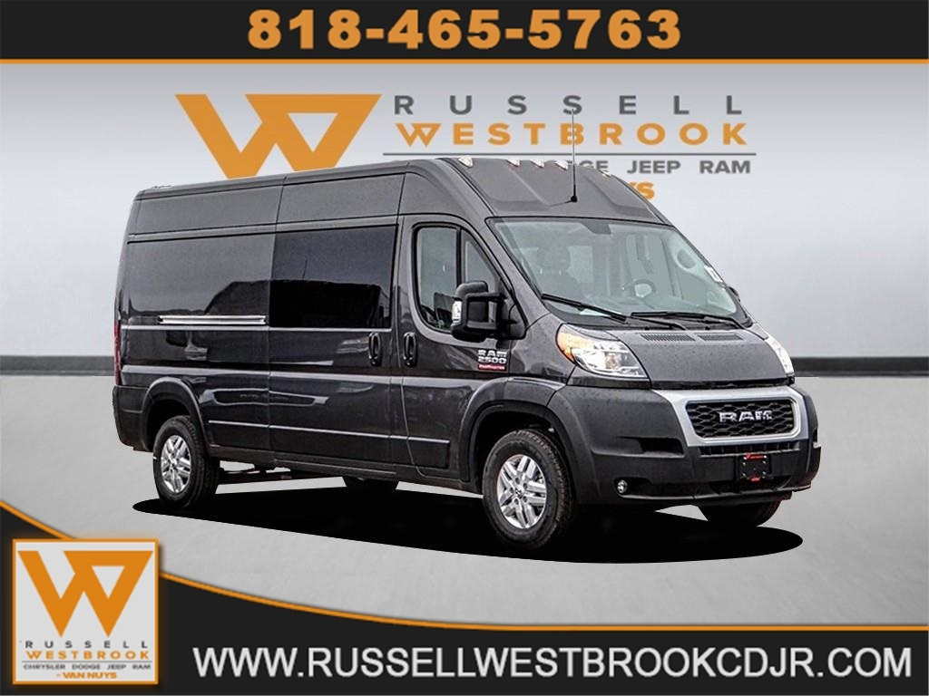 2021 Ram ProMaster 2500 High Roof FWD, Empty Cargo Van #RP210380 - photo 1