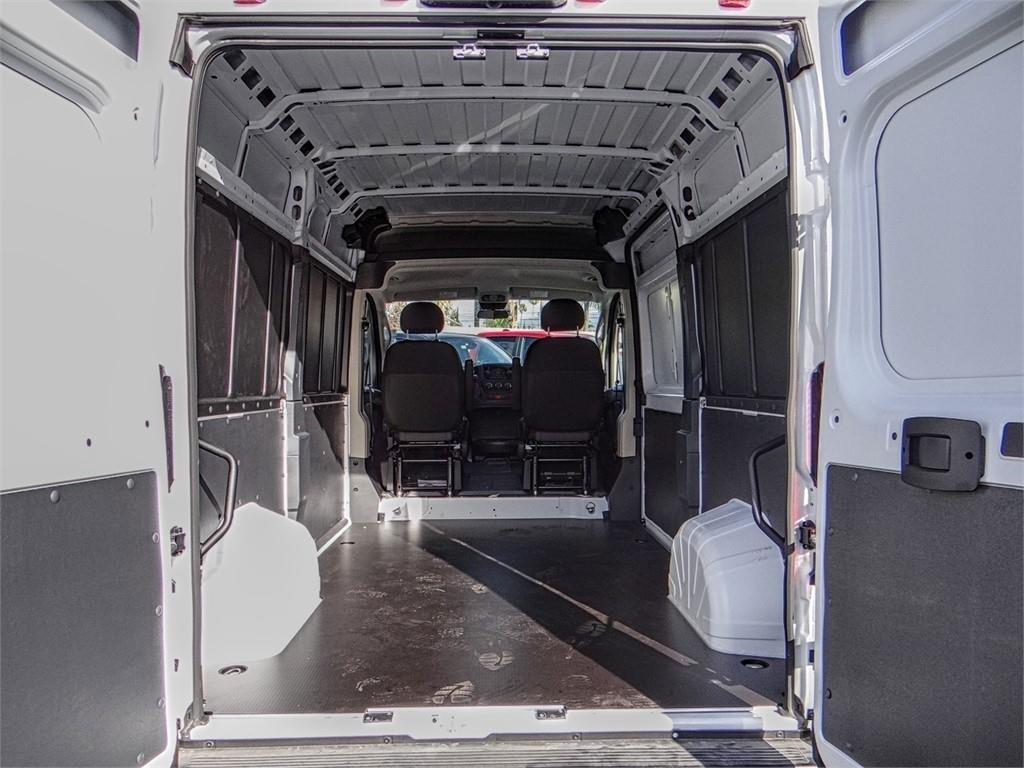 2021 Ram ProMaster 1500 High Roof FWD, Empty Cargo Van #RP210535 - photo 1