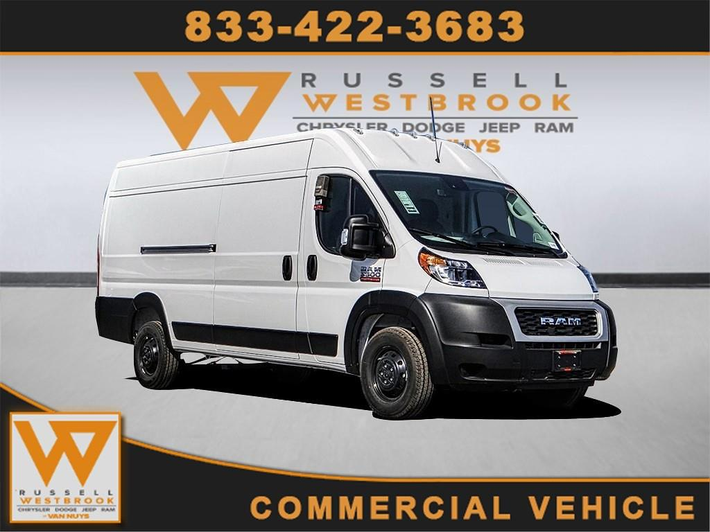 2021 Ram ProMaster 3500 Extended High Roof FWD, Empty Cargo Van #RP211688 - photo 1