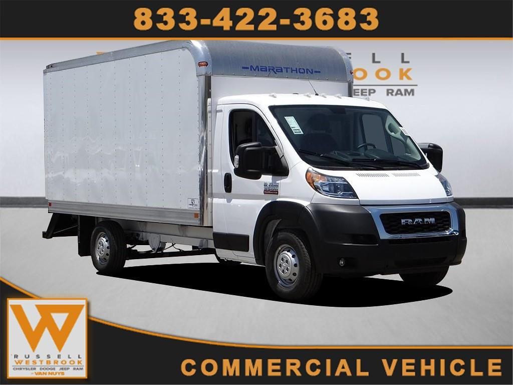 2021 Ram ProMaster 3500 Extended Standard Roof FWD, Marathon Dry Freight #RP212315 - photo 1