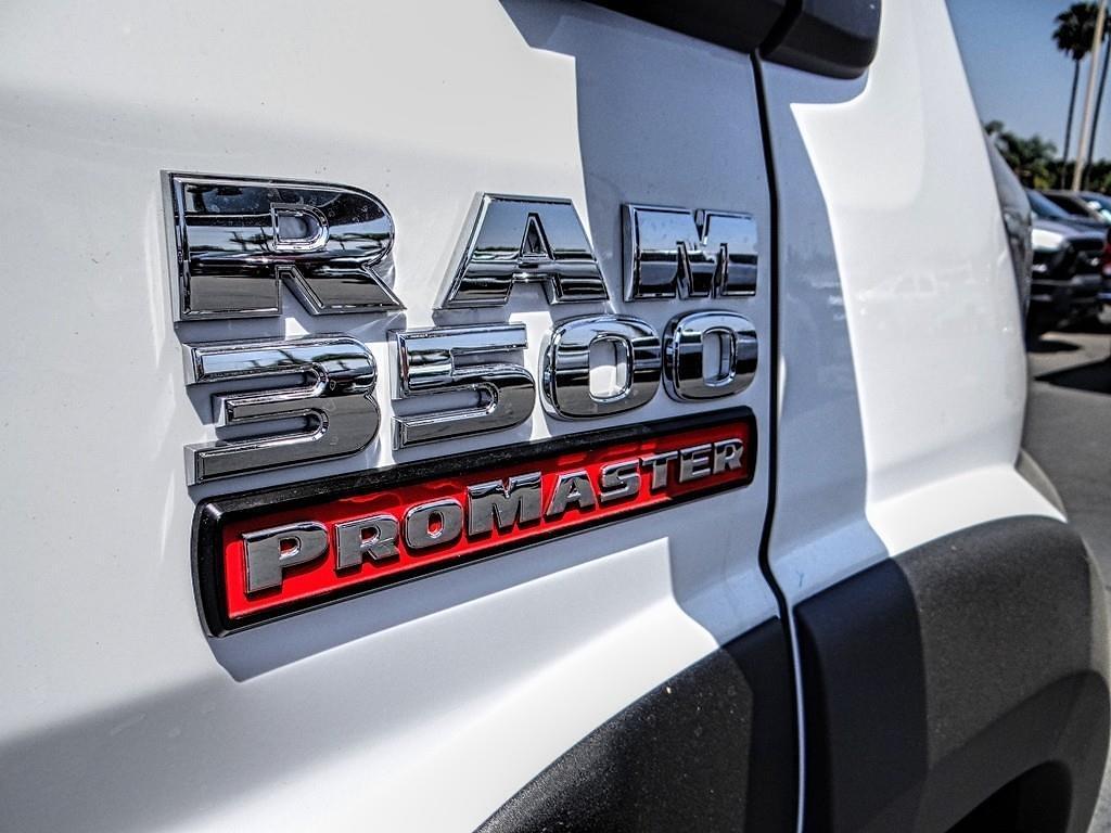 2021 Ram ProMaster 3500 Extended Standard Roof FWD, Marathon Aluminum High Cube Cutaway Van #RP212317 - photo 15