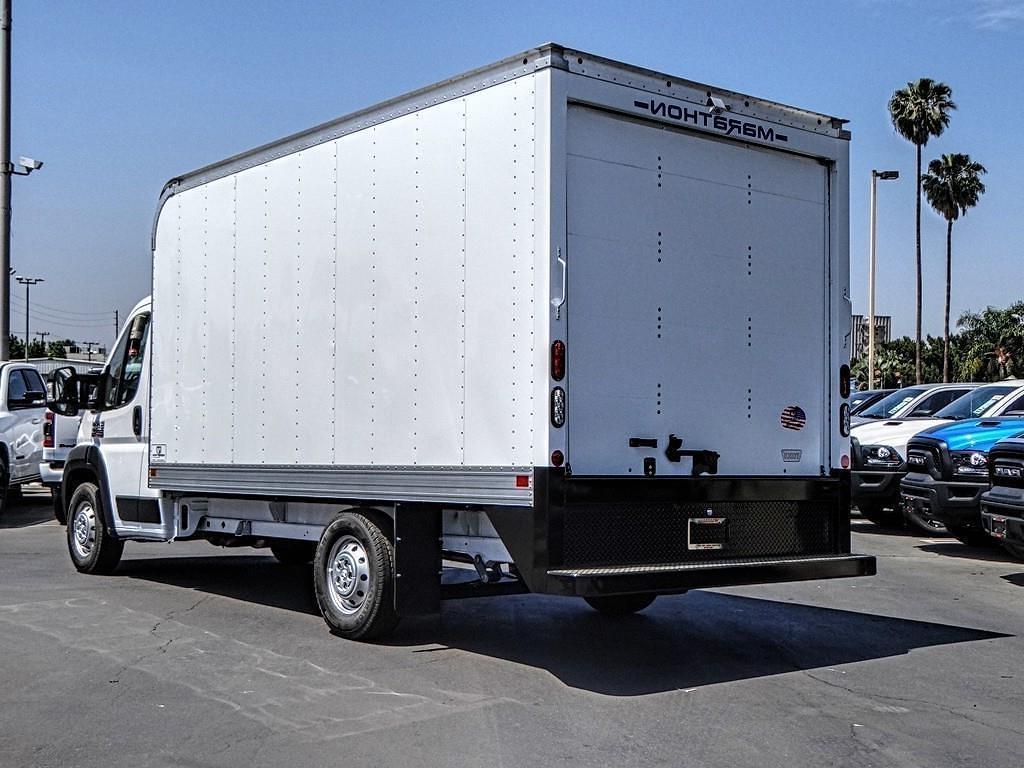 2021 Ram ProMaster 3500 Extended Standard Roof FWD, Marathon Aluminum High Cube Cutaway Van #RP212317 - photo 2