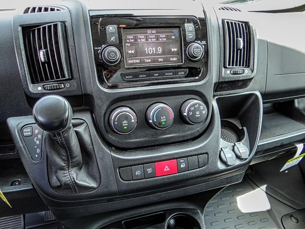 2021 Ram ProMaster 3500 Extended Standard Roof FWD, Marathon Aluminum High Cube Cutaway Van #RP212317 - photo 7