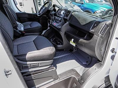 2021 Ram ProMaster 3500 Extended Standard Roof FWD, Marathon Aluminum High Cube Cutaway Van #RP212317 - photo 10
