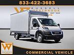 2021 Ram ProMaster 3500 Extended Standard Roof FWD, Marathon Aluminum High Cube Cutaway Van #RP212317 - photo 1