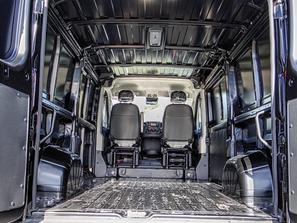 2021 Ram ProMaster 3500 Standard Roof FWD, Empty Cargo Van #RP212409 - photo 1