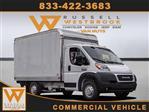 2020 Ram ProMaster 3500 Standard Roof FWD, Marathon Aluminum High Cube Cutaway Van #RP23571 - photo 1