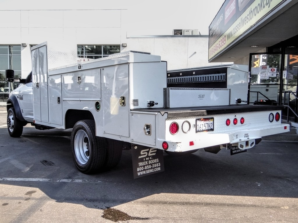 2016 Ram 4500 Regular Cab DRW 4x2, Scelzi Welder Body #TR2069 - photo 1