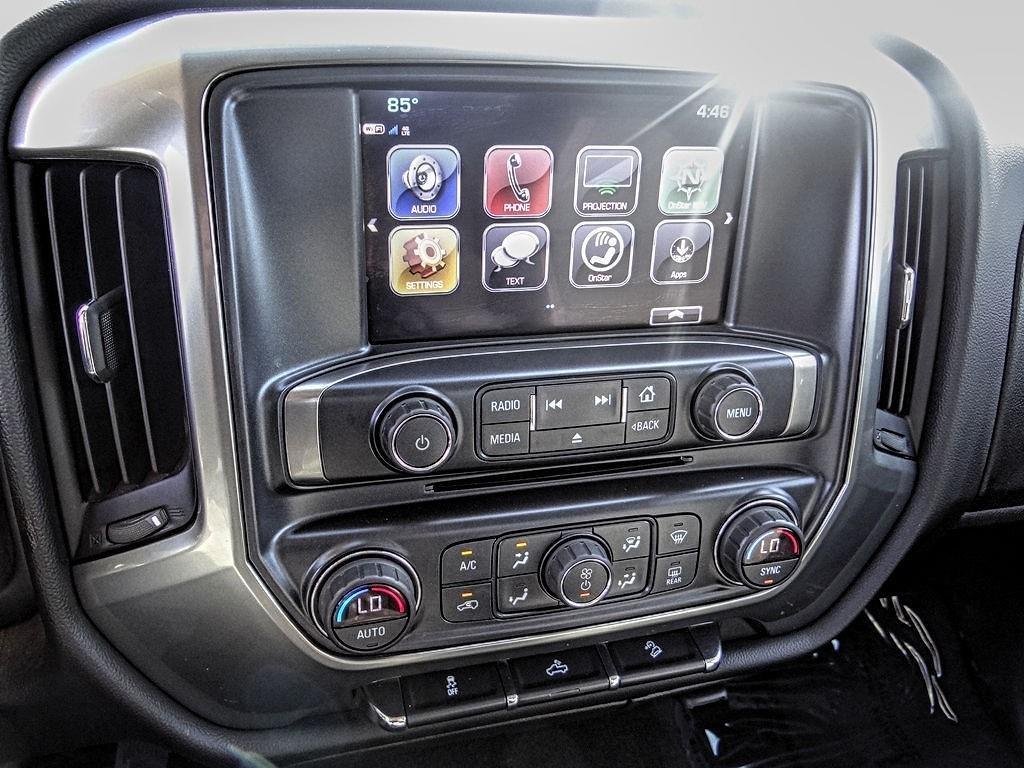 2017 Chevrolet Silverado 1500 Crew Cab 4x4, Pickup #TU10032 - photo 9