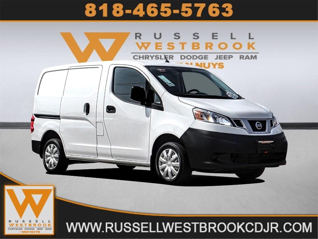 2019 Nissan NV200 4x2, Upfitted Cargo Van #TV4762 - photo 1