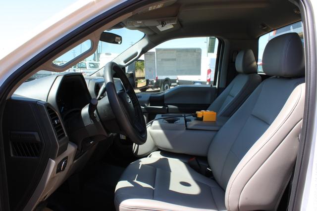 2020 Ford F-550 Regular Cab DRW 4x2, Voth Truck Bodies Dump Body #42885 - photo 7