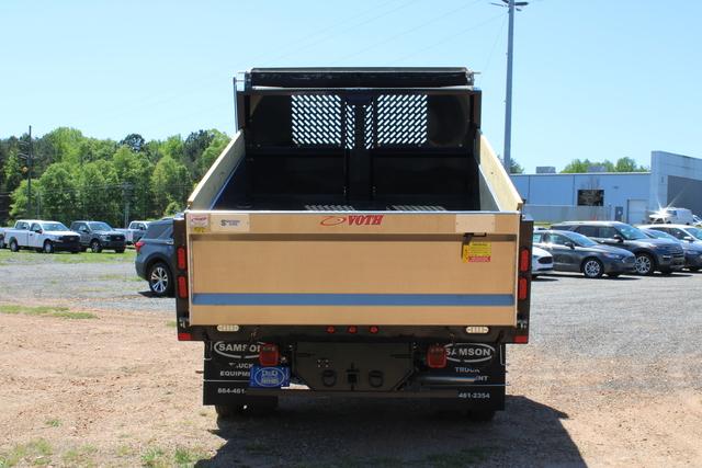 2020 Ford F-550 Regular Cab DRW 4x2, Voth Truck Bodies Dump Body #42885 - photo 15