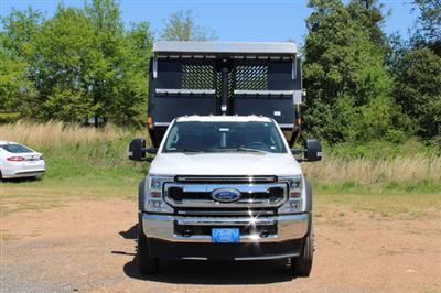2020 Ford F-550 Regular Cab DRW 4x2, Voth Truck Bodies Dump Body #42885 - photo 3
