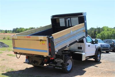 2020 Ford F-550 Regular Cab DRW 4x2, Voth Truck Bodies Dump Body #42885 - photo 2