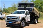 2020 Ford F-550 Regular Cab DRW 4x2, Voth Truck Bodies Dump Body #42885 - photo 4