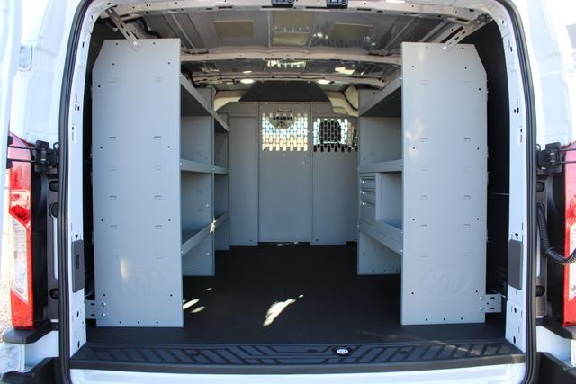 2020 Ford Transit 250 Low Roof 4x2, Kargo Master Upfitted Cargo Van #43494 - photo 1