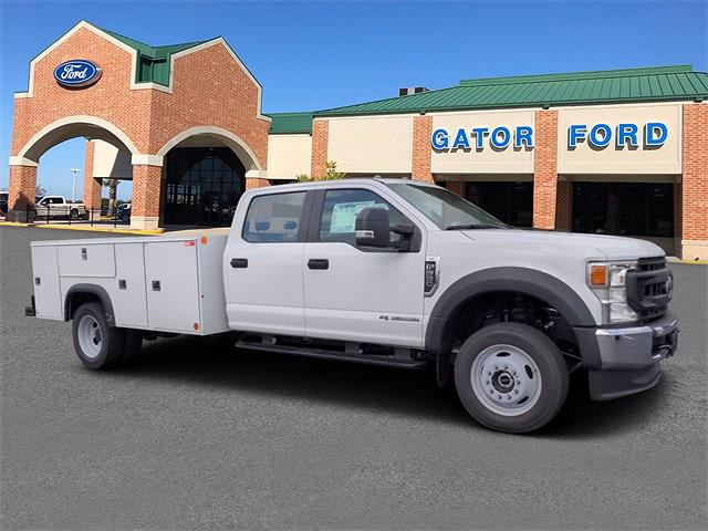 2020 Ford F-550 Crew Cab DRW 4x4, Monroe Service Body #FL12265 - photo 1