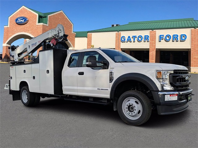 2020 Ford F-550 Super Cab DRW 4x4, Knapheide Mechanics Body #FL12326 - photo 1