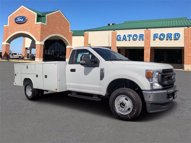 2021 Ford F-350 Regular Cab DRW 4x4, Reading Service Body #FL13558 - photo 1
