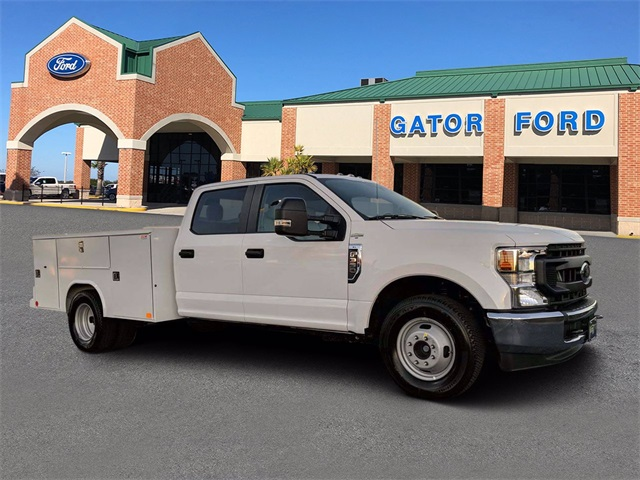 2021 Ford F-350 Crew Cab DRW 4x2, Reading Service Body #FL13561 - photo 1