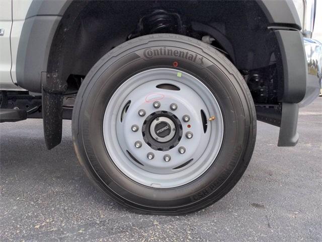 2020 Ford F-550 Regular Cab DRW 4x4, Reading Platform Body #FL13991 - photo 10