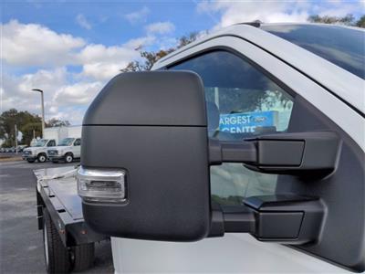 2020 Ford F-550 Regular Cab DRW 4x4, Reading Platform Body #FL13991 - photo 11