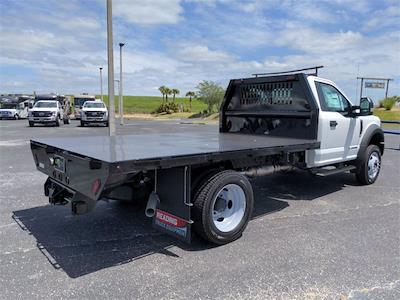 2020 Ford F-550 Regular Cab DRW 4x4, Reading Redi-Dek Platform Body #FL14165 - photo 2