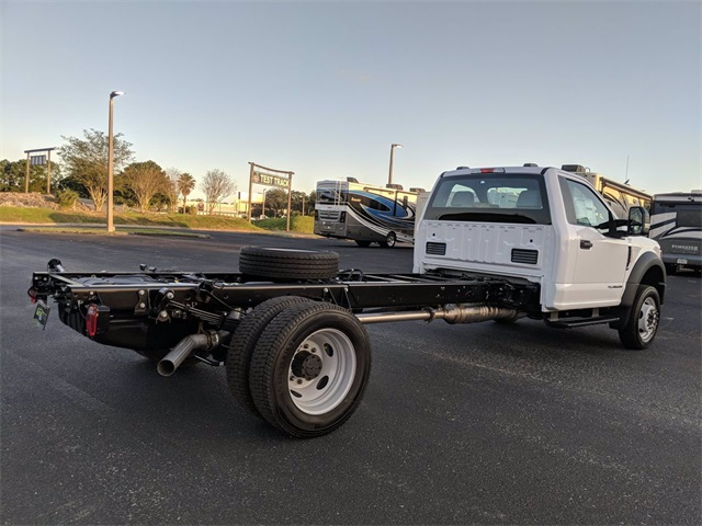 2020 Ford F-550 Regular Cab DRW 4x2, Cab Chassis #FL15342 - photo 1