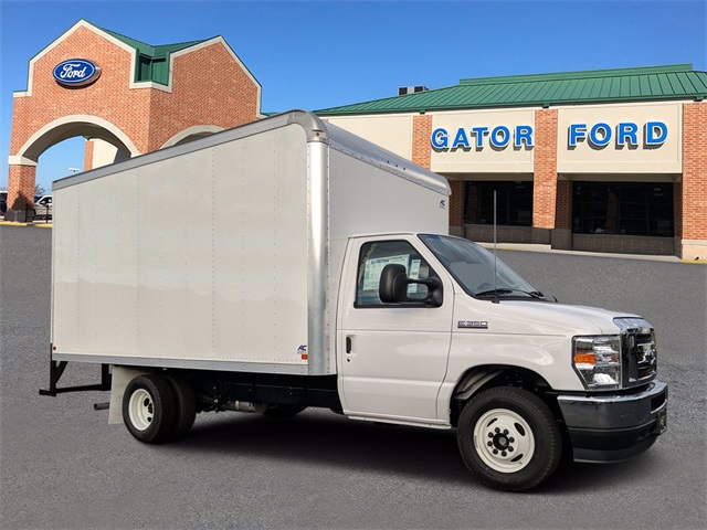2021 Ford E-350 4x2, American Commercial Body Company, Inc. Cutaway Van #FL35127 - photo 1