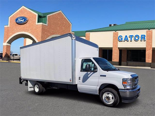 2021 Ford E-450 4x2, American Commercial Body Company, Inc. Cutaway Van #FL35129 - photo 1