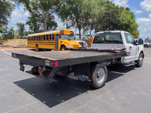 2021 Ford F-350 Regular Cab DRW 4x2, Monroe Platform Body #FL42833 - photo 1