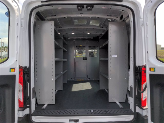 2020 Ford Transit 250 Med Roof 4x2, Adrian Steel Upfitted Cargo Van #FL75966 - photo 1