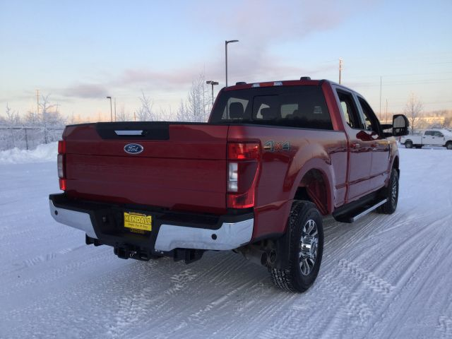 2020 Ford F-350 Crew Cab 4x4, Pickup #JC3423 - photo 2