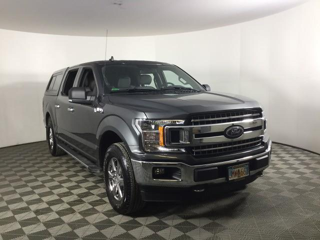 2018 Ford F-150 SuperCrew Cab 4x4, Pickup #JC3455A - photo 3