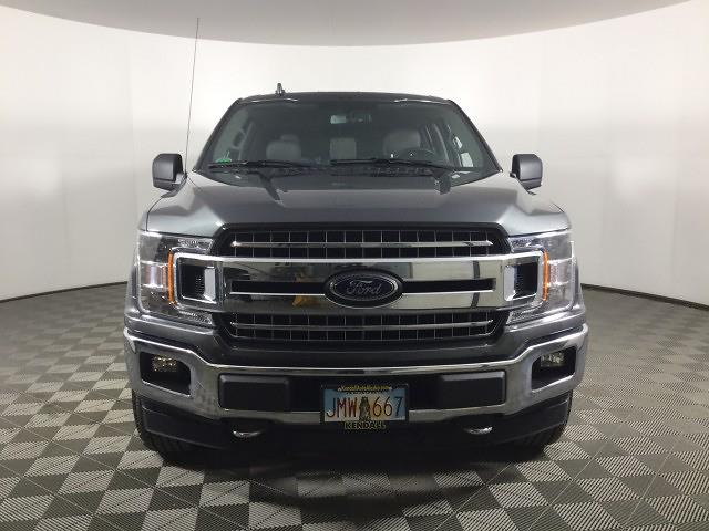 2018 Ford F-150 SuperCrew Cab 4x4, Pickup #JC3455A - photo 4