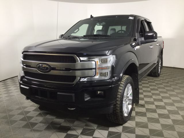 2018 Ford F-150 SuperCrew Cab 4x4, Pickup #JC3569 - photo 4