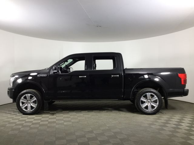 2018 Ford F-150 SuperCrew Cab 4x4, Pickup #JC3569 - photo 8