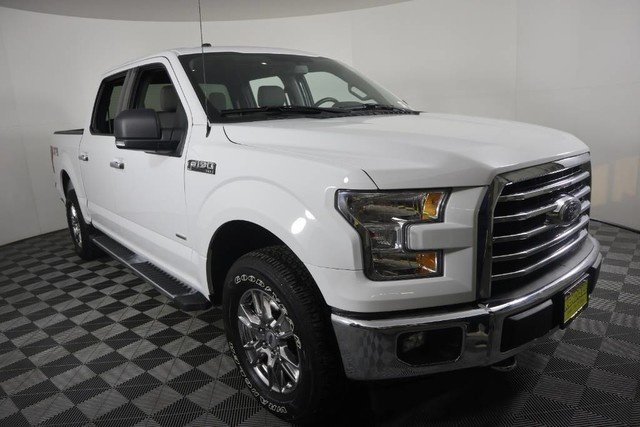 2017 F-150 SuperCrew Cab 4x4, Pickup #JCU2877 - photo 1
